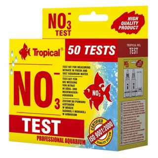 NO3 Test - Nitrattest