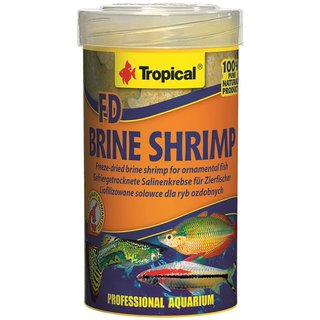 FD Brine Shrimp100 ml