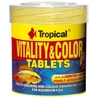 Vitality & Color Tablets